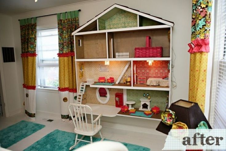 10 Cute Dollhouses As The Best Toys For Little Girls | Kidsomania   this is definitely a must have
