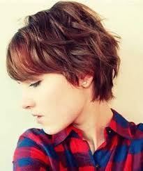 Short Wavy Hairstyles 109 Best Short Wavy Hair Images On Pinterest  Hair Cut Pretty Hair