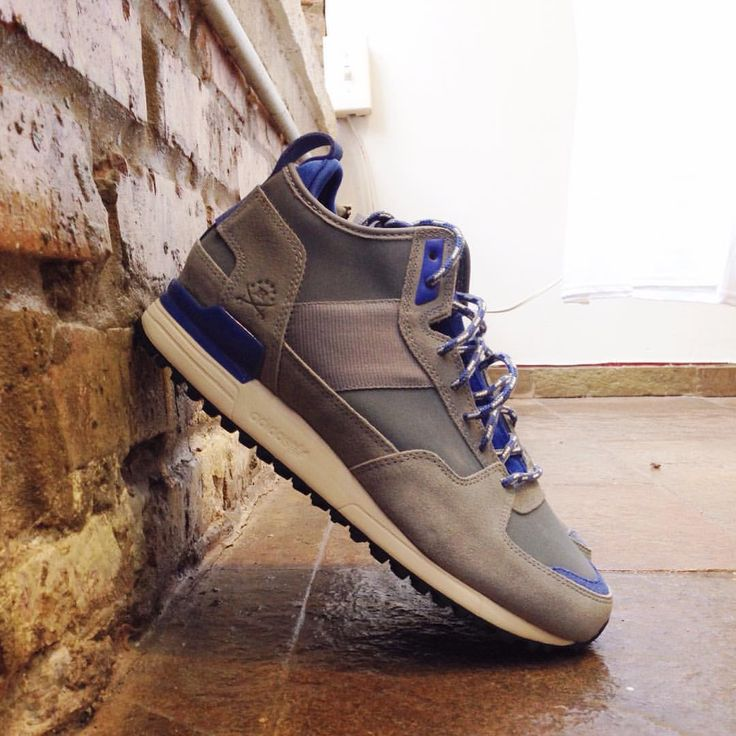huge selection of 86de3 d23d5 ... Ransom X adidas Originals Army Military Trail Runner Sneakers adidas x  Ransom Pinterest ...