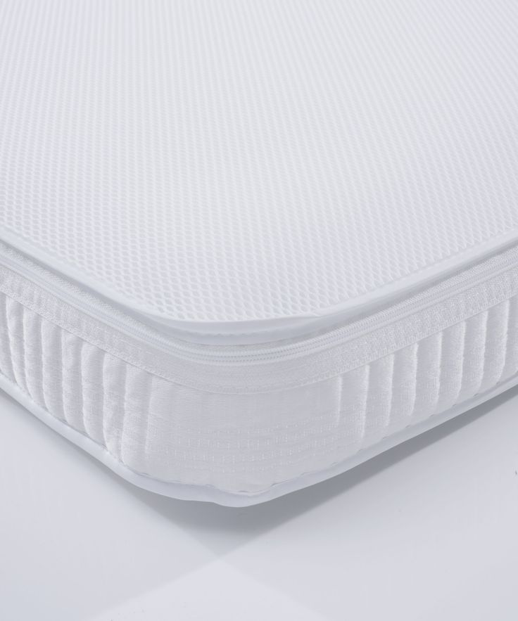 Mothercare 60 X 120cm Cot Spring Interior Mattress With Etec And Coolmax Freshfx