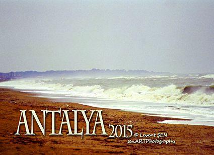 senARTPhotography: 2015 Landscape Calendar, Antalya