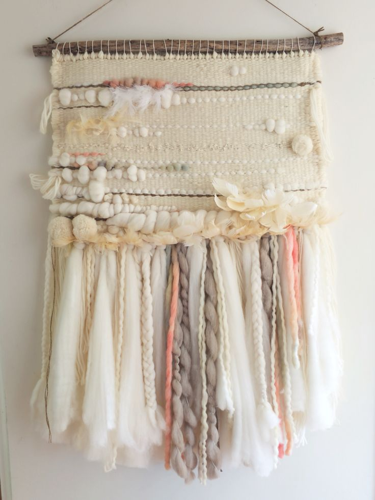 Woven Wall Hangings best 25+ weaving wall hanging ideas on pinterest | weaving