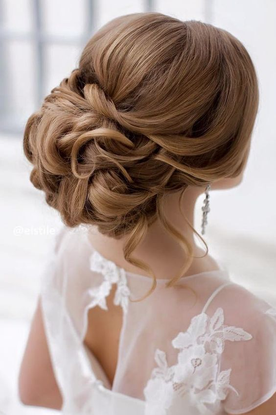 Hairstyle For Wedding 33 boho inspired creative and unique wedding hairstyles Elstile Wedding Hairstyle Inspiration