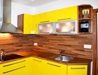 Kuchyně s obložením
