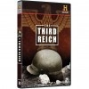 Third Reich:The Rise & Fall(docu.) tells the story of Hitler's Germany through rarely seen films of the ppl. who were there.It takes viewers inside Germany of the 20s, 30s, and early 40s, through the use of rare and never-before-seen home movies,Nazi propaganda films & other contemporaneous material.The narrative consists of personal recollections culled from German's diaries,journals & letters.The end result is an intimate,richly nuanced  portrait of the 3rd Reich & its people - Anonymous