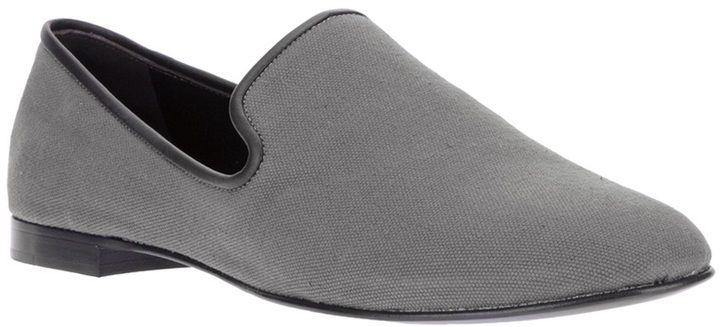 Giuseppe Zanotti flat loafer on shopstyle.com