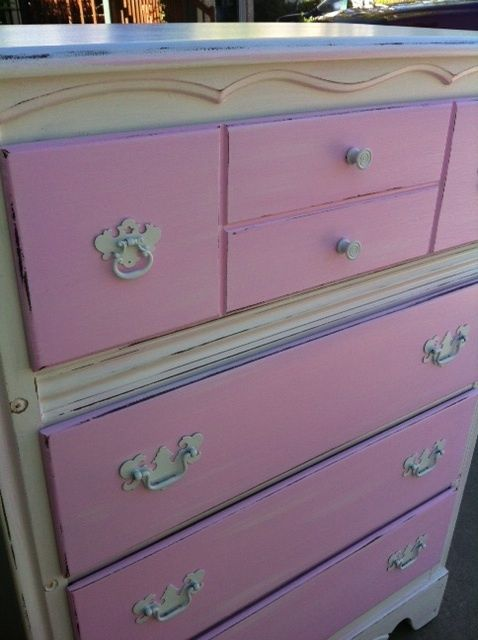 115 Best Shabby Chic Dressers Images On Pinterest