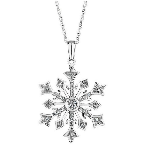 17 Best Ideas About Snowflake Jewelry