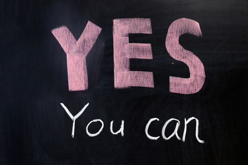 YES!! You can!