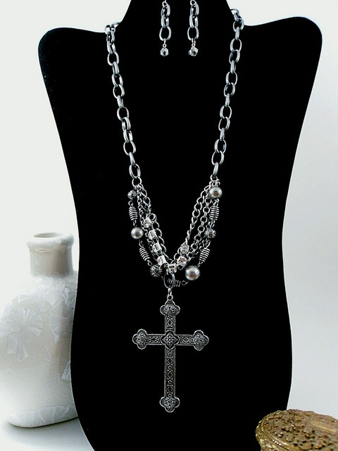 Cross NecklaceCrosses Necklaces, Fashion Jewelry