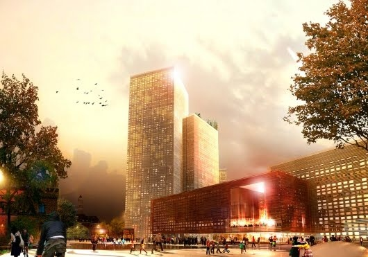 New Cultural Centre Malmö