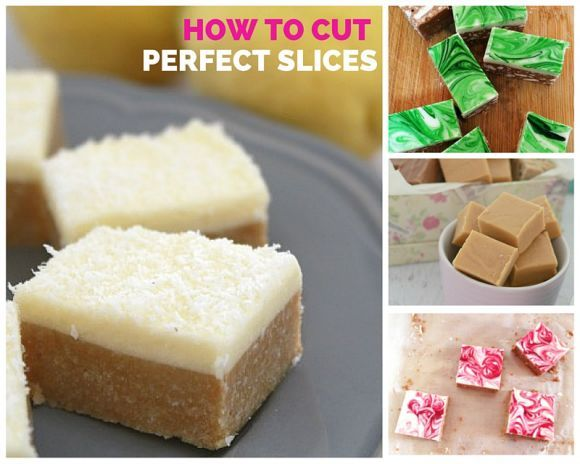 How To Cut Perfect Slices