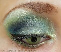 Witch/mermaid costume eye