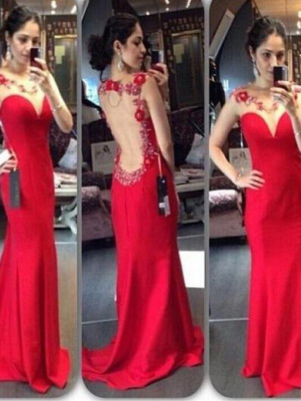 Long Custom Prom Dress,blush prom dress,see-through prom dress,backless prom dress,sexy prom dress,junior prom dress,formal prom dress,inexpensive prom dressPD008150