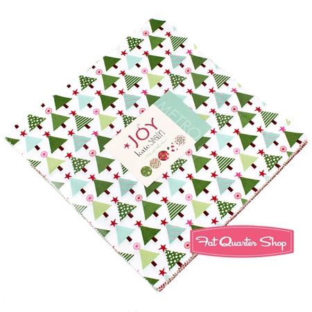 Joy Layer Cake Kate Spain for Moda Fabrics #FQSgiftguide