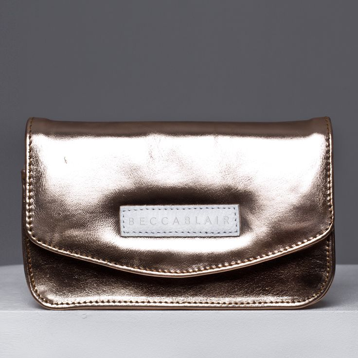 The Rose Gold Jake bag - Made in South Africa.