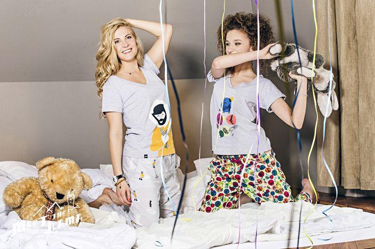 #meetthellama #pyjamaparty #girlsjustwanttohavefun #pyjamapants #onlinestore #tshirts