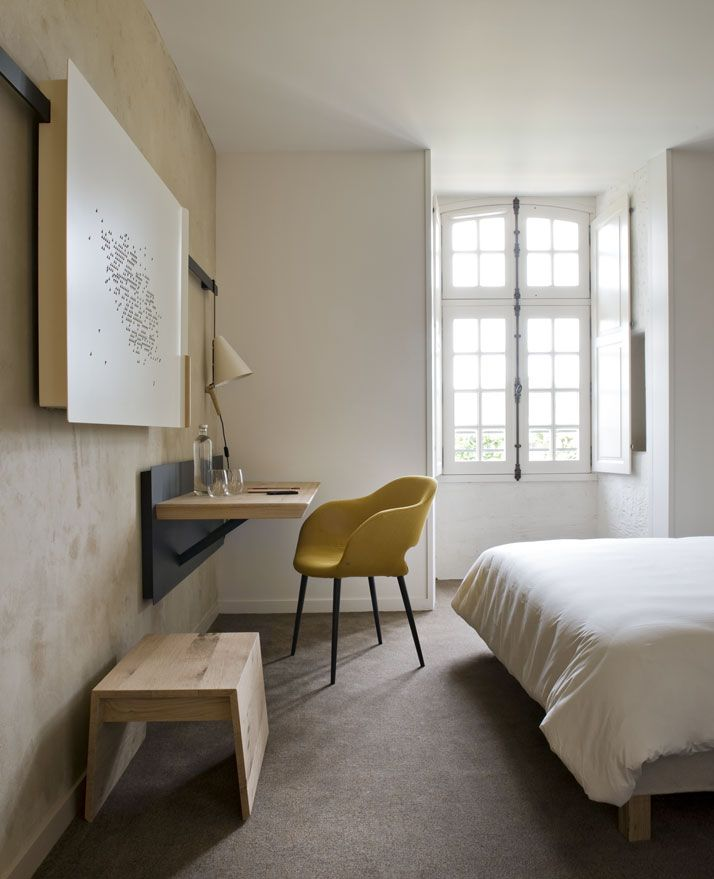 The Abbaye de Fontevraud Hotel in Anjou, France | Yatzer