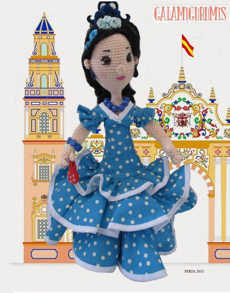 Def. Flamenca Turquesa 002