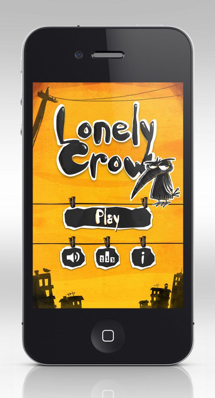 Crow_iphone