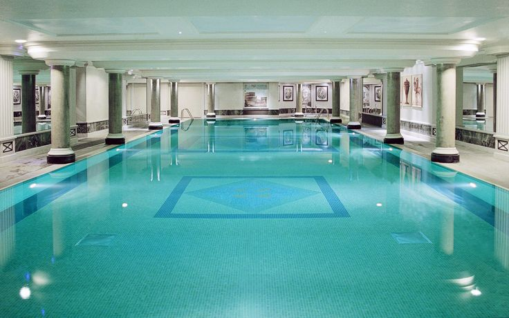 Swimming Pool at Grange City Hotel #SwimminingPool #AjalaSpa