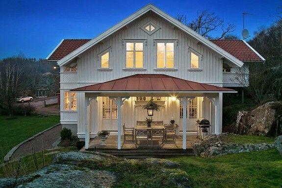 Ett hus utöver det vanliga - Grönbacken 13 -