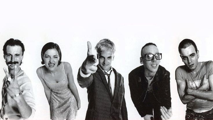 The Friday Film this week is the gloriously sickening Trainspotting – almost as good as the book!
