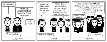 XYZ Affair cartoon