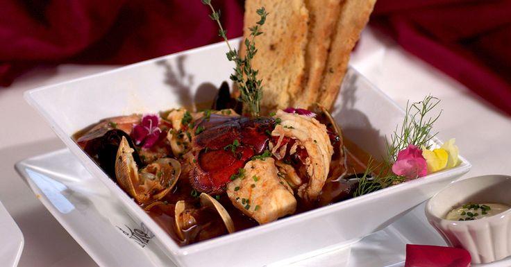 Seafood Bouillabaisse - Twice as Good Show