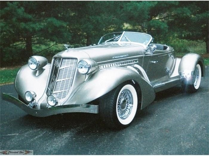 1936 Auburn Speedster                                                                                                                                                                                 More