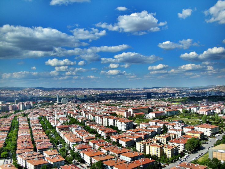 Ankara Bahçelievler, Turkey