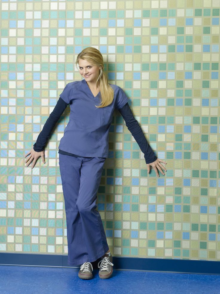 Eliza Coupe - Scrubs Season 9 Promos