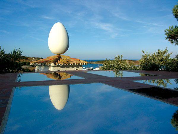 Casa Salvador Dalí in Portlligat - Cadaques