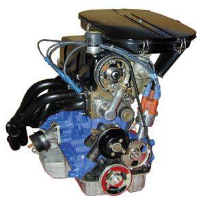 Ford Pinto SOHC Engine