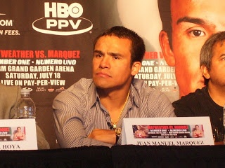 ★Starlite★ Boxings Sweetscience©®™: Juan Manuel Marquez to Face Timothy Bradley for Welterweight Title