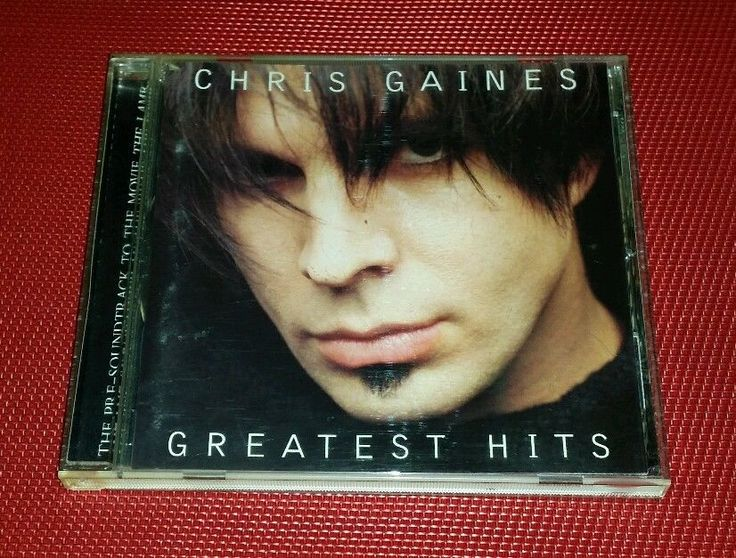 In the Life of Chris Gaines by Garth Brooks (CD, Oct-1999, Capitol/EMI Records)