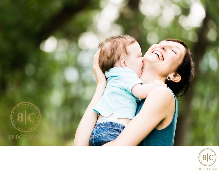 Bridget Corke Photography - Outdoor Mother and Son Johannesburg Photograph: