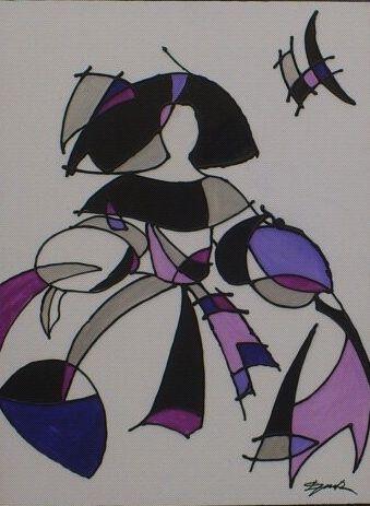 Cuadro menina (bacb111)                                                                                                                                                                                 Más