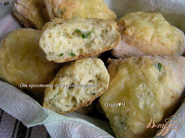 Сырный содовый хлеб - пошаговый рецепт с фото