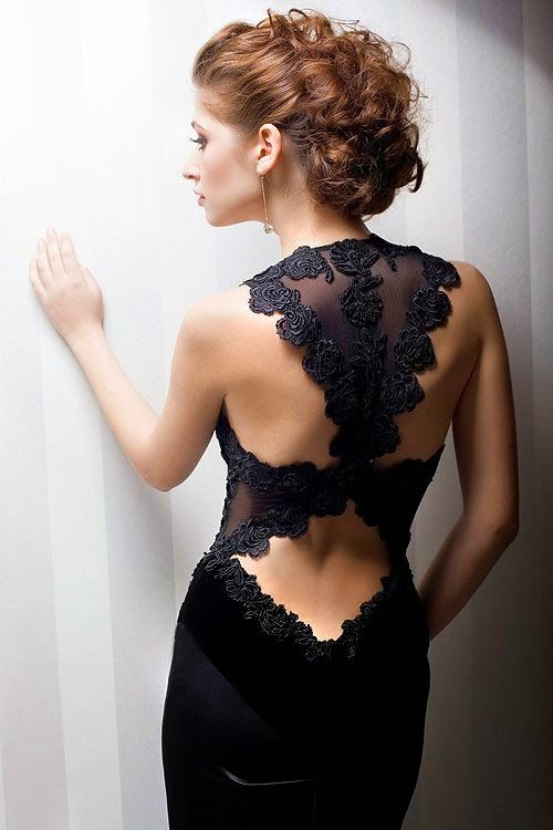 ♡ Idea for a blouse saree blouse Sexy back. open back of women ladies fashion styles. Beautiful  gorgeous