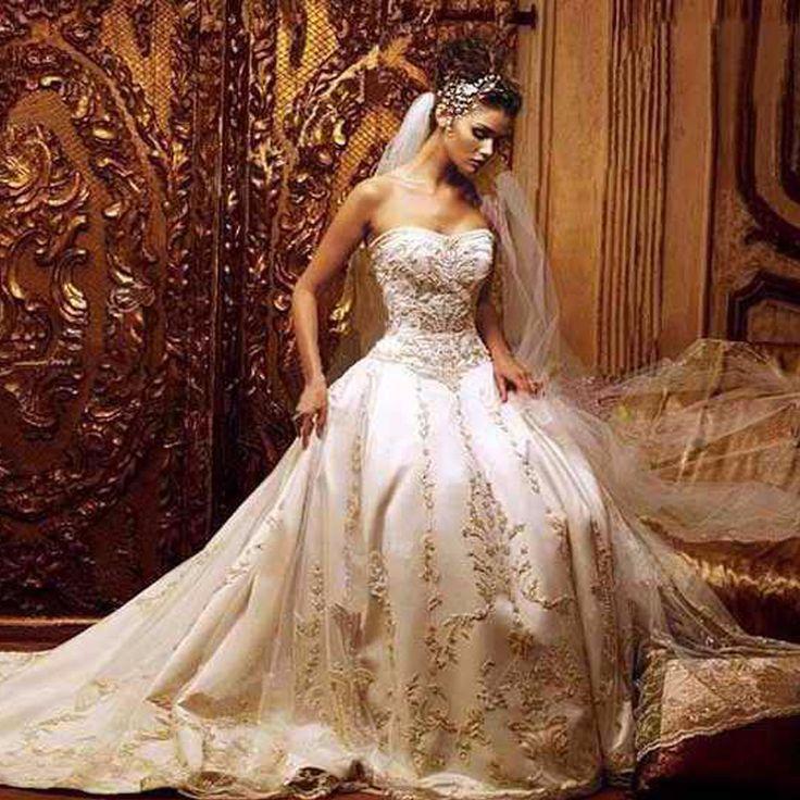 78 best vestidos de novia images on Pinterest | Bridal gowns ...