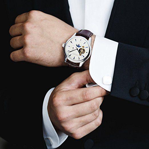 Reloj Automático de Color Azul Acero Clásico en Edición Limitada