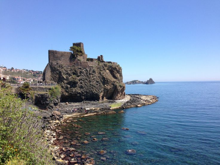 Aci Castello in CT