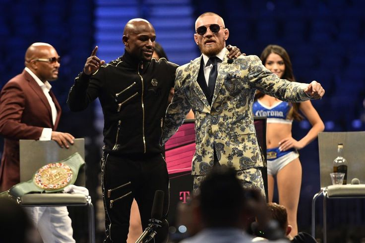 Conor McGregor would destroy Floyd Mayweather under MMA rules, predicts Michael Bisping #Boxing #UFC #allthebelts #boxing