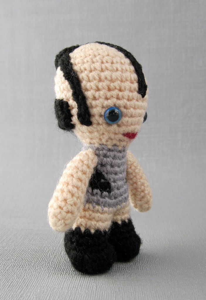 New!! Leesub Sirln #amigurumi ... oh, and this blog has operated for 11 days w/o a Star Wars-related post. #starwars Teddy Bears, Teddy'S, Topic Start, Starwars