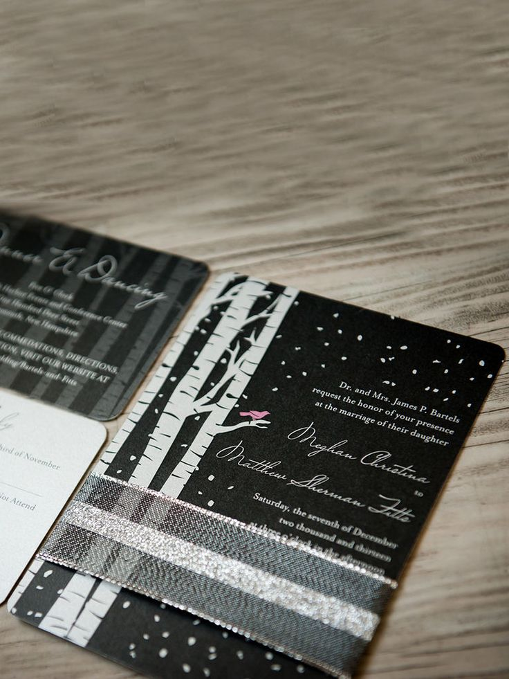 love quotes for invitations%0A    Elegant Invitations for a Winter Wonderland Wedding