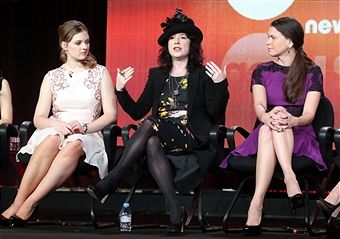 Bunheads. Amy Sherman Palladino- Creator and Writer in the middle