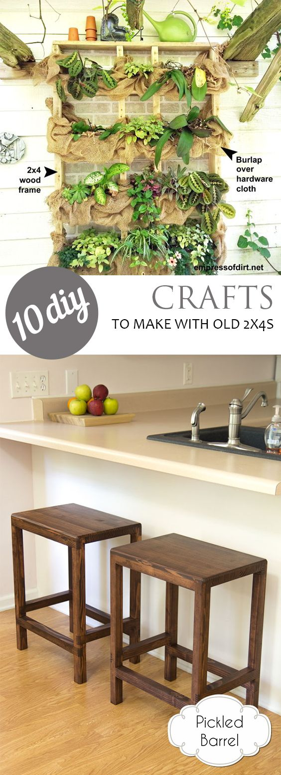 10 DIY Crafts to Make With Old