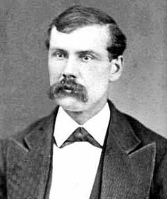Virgil Earp (July 18, 1843 - Oct. 19, 1905) - Birth name: Virgil Walter Earp - Birth place: Hartford, Kentucky - Place of death: Goldfield, Nevada (at 62 years old)