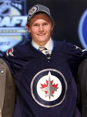 Trouba. Winnipeg Jets